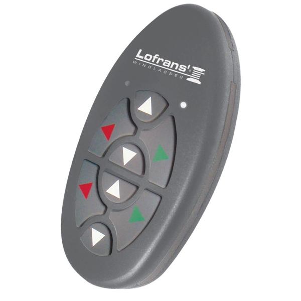 Chain Control, Radio Transmitter+Receiver (USA) 26