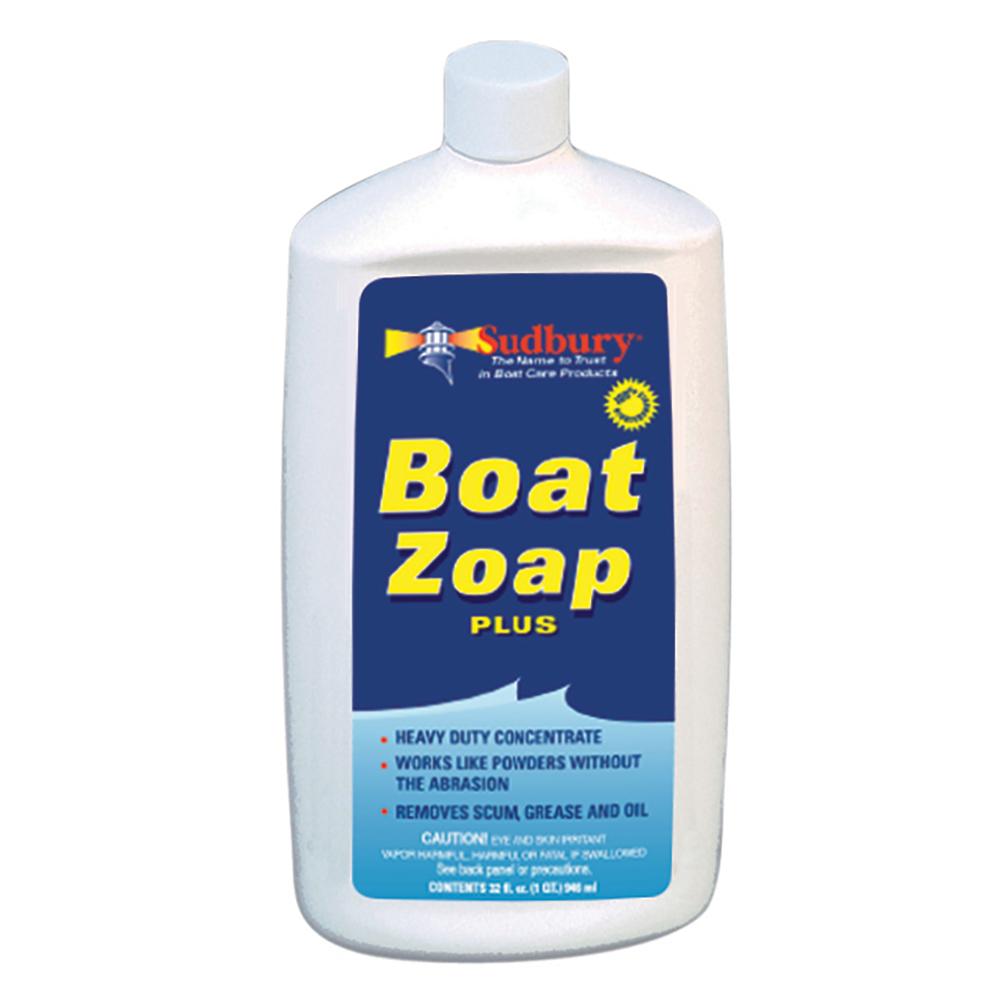 Boat Cleaner, Boat Zoap Plus 32oz 8