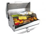 BBQ, Propane Stainless Steel Stow N'Go Elite Grill 316SqIn