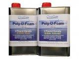 Foam, Expanding Polyurethane Qt 2-Part