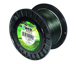 Braid, PowerPro 250Lb x 500Yd Green 3