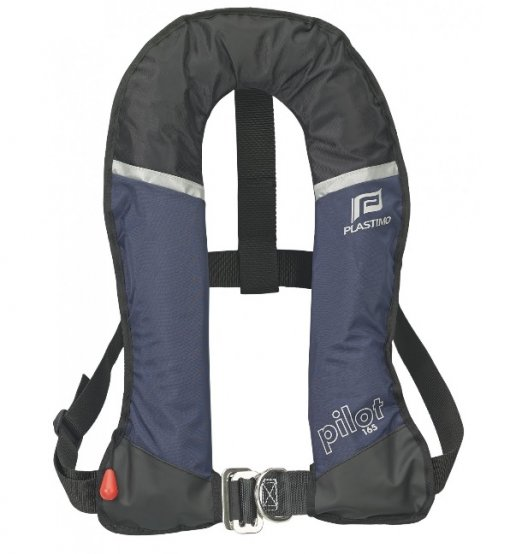 Life-Jacket, Auto-Infl 165N Nv w/Harns CE-Appv 3