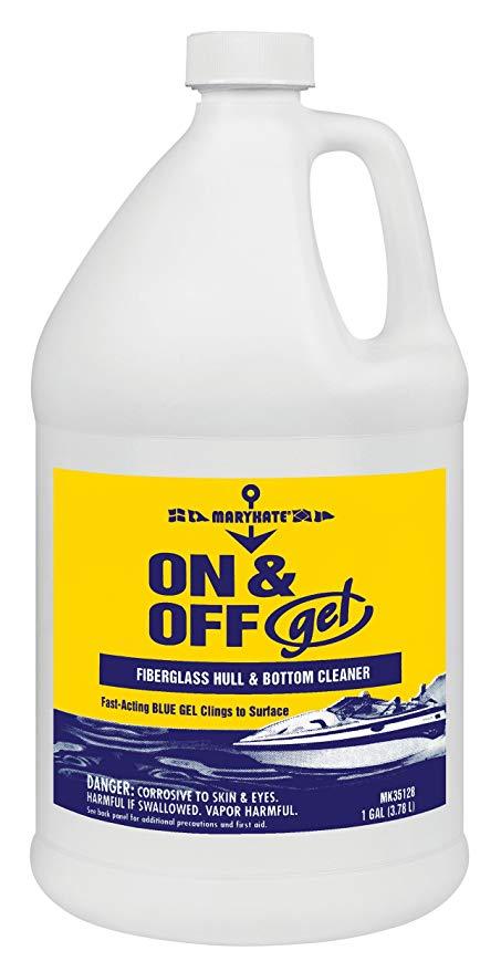 Hull & Bottom Cleaner, On & Off Gel Gal 28