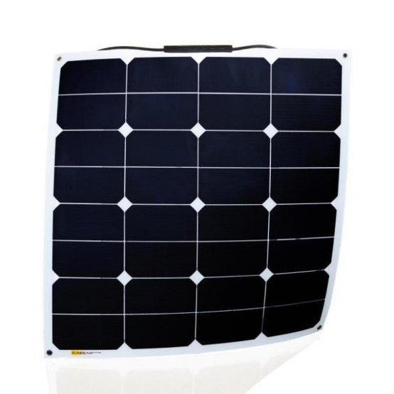 Solar Panel, Flex Tough C-Box 50W L:55 Wd:53cm 3