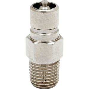 "Fuel-Connector, 1/4"" Tohat/Niss Male Chr/Brs 3"