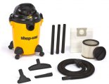 Vacuum Cleaner, ShopVac 6Gal Wet/Dry with Blower