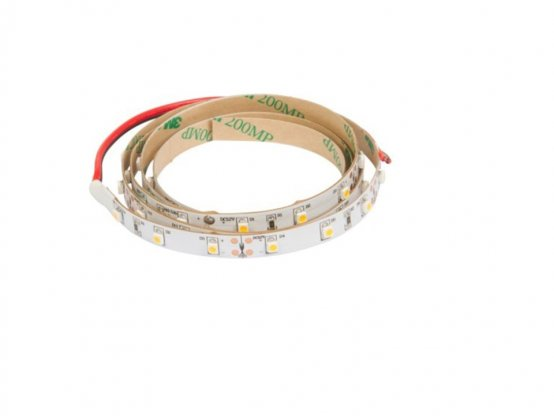 LED Strip, Dimmable 12V Blue 300Lum/m L:5m IP68 3