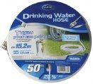 Hose, Garden 5/8″ x 50′ White Drinking Water Safe