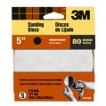 Sanding Disc, 5″ Stikit G:080 Medium 5 Pack