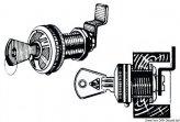 Cylinder Lock, 16/20/25mm