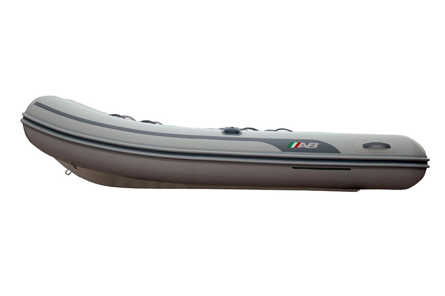 Dinghy, Navigo 10VS Open 3 19m Light Grey - Budget Marine