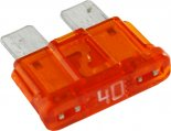 Fuse, ATO/ATC Blade 40A 2 Pack