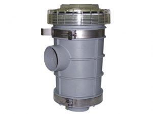 "Strainer, Raw-Water Type:1320 G1.5"" f/Hose:38mm 3"