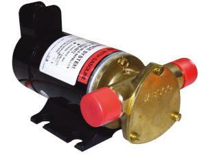 Oil-Pump, Reversible 12V f/Oil-Change 3