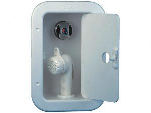 Deck-Shower Kit, Box w/Tap & HoseL:5m 3