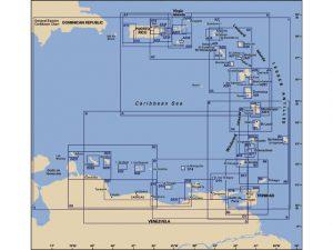 Chart, Antigua North Coast 3