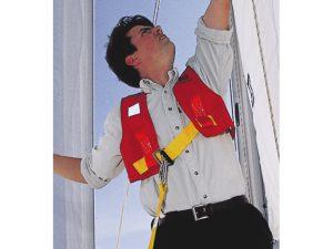 Harness, Safety Bolero w/Dbl Hk Tether EN-1095-App 3