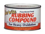 Rubbing Compound, Heavy Oxidation 14oz