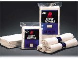 Towels, Marine Terry 3Pack Roll