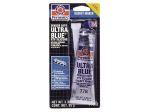 Gasket-Maker, Silicon Ult-Blue RTV 3.35oz/Tube 3