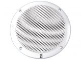 Speaker Set, 4″ Coaxial White 80W  Pair