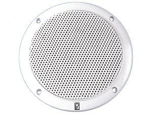 """Speaker Set, 4"""" Coaxial Wh 80W  /Pr 3"""