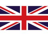 Flag, British Union Jack 20 x 30cm