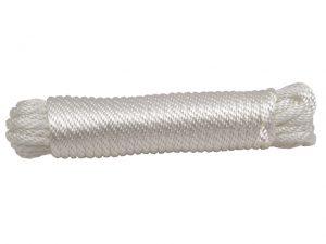 """Solid Braid Line, Nyl 3/8"""" 100'/Spool 3"""