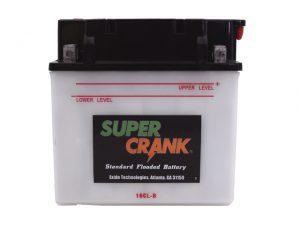 Battery, Jet-Ski Start Wet 12V MCA:150 18Ah Sz:16 3