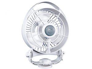Fan, Bora Marine 3 Speed 12V White 3