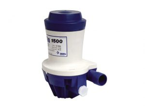 Circul.Pump, Livewell Water-Cooled Motor 2000GpH 3