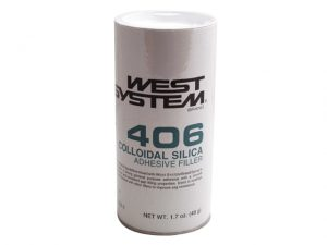 Filler, Powdr Colloidal Silica 406  10Lb 3