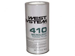 Filler, Powdr Microlight 410-2  2oz 3