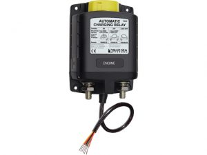 Charge Relay, Auto 500A w/Remote Switch or Manual 3