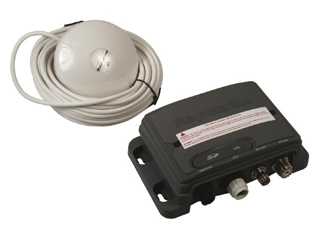 AIS Transceiver, 650 Class B Seatalk NG/NMEA/USB - Budget Marine