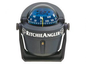 "Compass, Angler ReadingØ2.75"" Bracket-Mnt Gy 3"