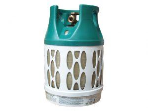 Gas-Cylinder, Composite 17Lb 3