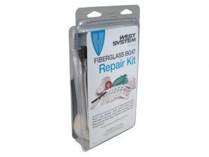 Fglass Repair Kit, Epoxy System 3