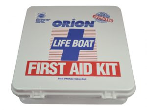 First Aid Kit, f/Life-Boat USCG-Appv 3