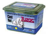 Cast Net, 3/8″ Mesh Iron Weights Size 6′ with Box