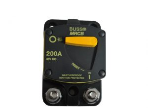 Breaker, 187-Serie Thermal Surfce-Mnt 200A 3