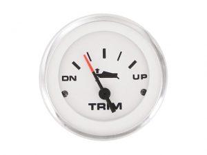 "Trim-Tab Gauge, LidoPro f/Mar/Merc/Yam 2001 2"" 3"