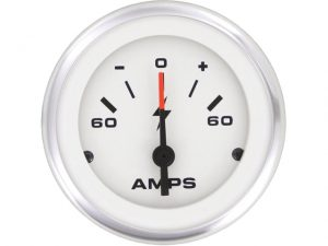 Ammeter, LidoPro 60-0-60 3