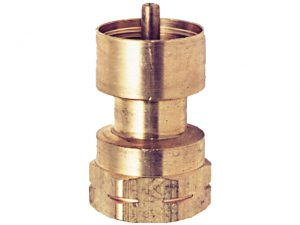 Adapter, Main LPG System to Disposable Gas-Bottle 3