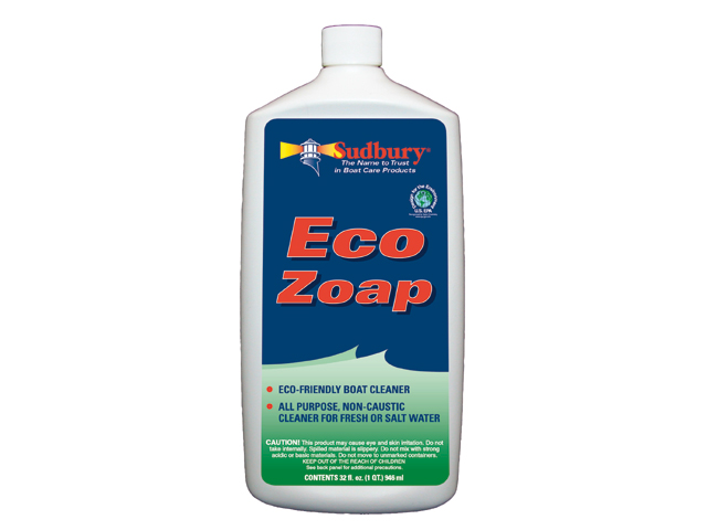 Boat Cleaner, Eco Zoap 32oz 2