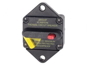 Breaker, 285-Serie Thermal Panel-Mnt 100A 3