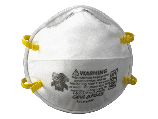 Dust - Budget Mask Marine Particulate 8210 N95