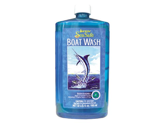 Boat Wash, Bio  32oz 1