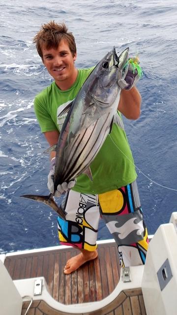 FISH ON! 22