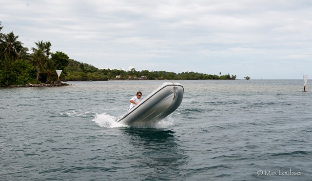 Dinghy Review by Max Loubser from Ready Set Sail - Budget Marine